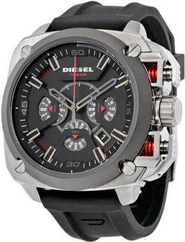 fashion наручные  мужские часы Diesel DZ7356. Коллекция BAMF