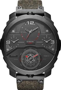 fashion наручные  мужские часы Diesel DZ7358. Коллекция Machinus