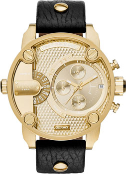 fashion наручные  мужские часы Diesel DZ7363. Коллекция Little Daddy