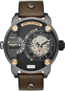 fashion наручные  мужские часы Diesel DZ7364. Коллекция Little Daddy