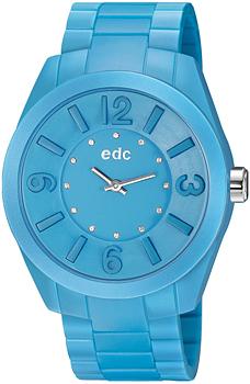 fashion наручные  женские часы EDC EE100692006. Коллекция Color & Plastic