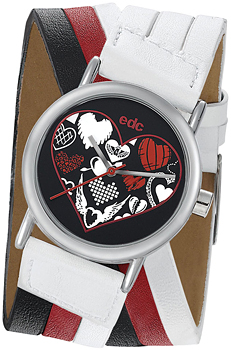 fashion наручные  женские часы EDC EE100842004. Коллекция Fashion
