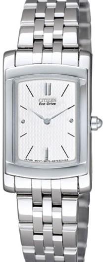 Женские японские наручные часы в коллекции Eco-Drive Citizen