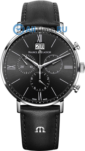 Мужские наручные швейцарские часы в коллекции Eliros Maurice Lacroix