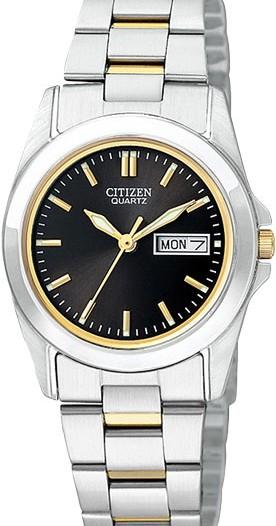 Женские японские наручные часы в коллекции Basic Citizen