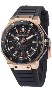fashion наручные  мужские часы Earnshaw ES-0015-01. Коллекция Invincible