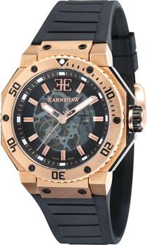 fashion наручные  мужские часы Earnshaw ES-0015-02. Коллекция Invincible