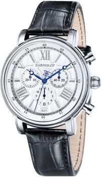 fashion наручные  мужские часы Earnshaw ES-0016-01. Коллекция Longcase