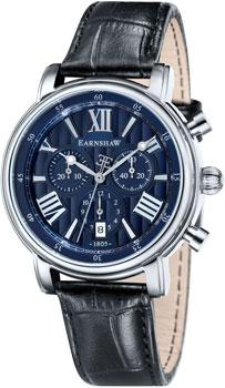 fashion наручные  мужские часы Earnshaw ES-0016-02. Коллекция Longcase