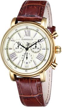 fashion наручные  мужские часы Earnshaw ES-0016-03. Коллекция Longcase