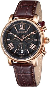 fashion наручные  мужские часы Earnshaw ES-0016-04. Коллекция Longcase