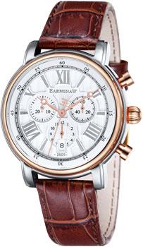 fashion наручные  мужские часы Earnshaw ES-0016-06. Коллекция Longcase