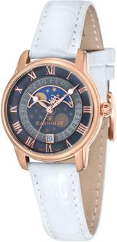 fashion наручные  женские часы Earnshaw ES-0021-03. Коллекция Longitude