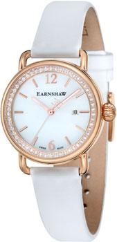 fashion наручные  женские часы Earnshaw ES-0022-08. Коллекция Investigator