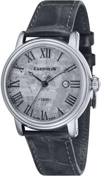 fashion наручные  мужские часы Earnshaw ES-0026-01. Коллекция Meteorite