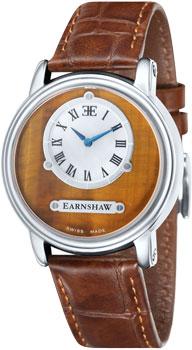 fashion наручные  мужские часы Earnshaw ES-0027-02. Коллекция Lapidary