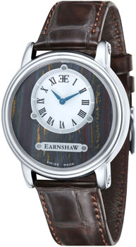 fashion наручные  мужские часы Earnshaw ES-0027-03. Коллекция Lapidary
