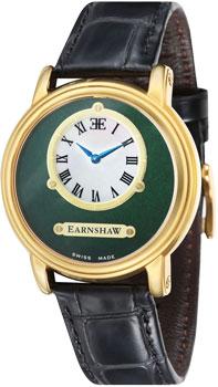 fashion наручные  мужские часы Earnshaw ES-0027-04. Коллекция Lapidary