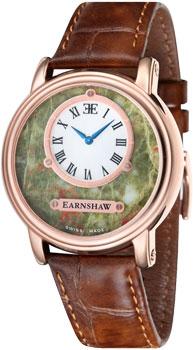 fashion наручные  мужские часы Earnshaw ES-0027-06. Коллекция Lapidary