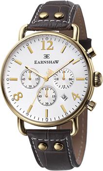 fashion наручные  мужские часы Earnshaw ES-8001-02. Коллекция Investigator