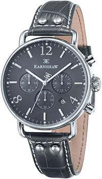 fashion наручные  мужские часы Earnshaw ES-8001-07. Коллекция Investigator