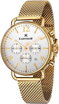 fashion наручные  мужские часы Earnshaw ES-8001-22. Коллекция Investigator