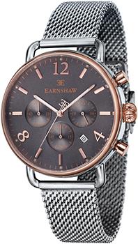 fashion наручные  мужские часы Earnshaw ES-8001-33. Коллекция Investigator