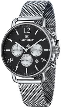 fashion наручные  мужские часы Earnshaw ES-8001-44. Коллекция Investigator