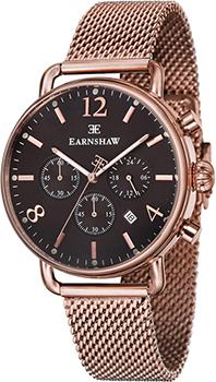 fashion наручные  мужские часы Earnshaw ES-8001-66. Коллекция Investigator