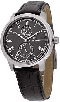 fashion наручные  мужские часы Earnshaw ES-8002-01. Коллекция Cornwall