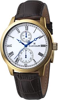 fashion наручные  мужские часы Earnshaw ES-8002-02. Коллекция Cornwall