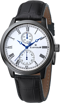 fashion наручные  мужские часы Earnshaw ES-8002-03. Коллекция Cornwall
