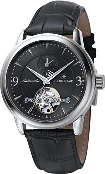 fashion наручные  мужские часы Earnshaw ES-8003-01. Коллекция Regency