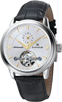 fashion наручные  мужские часы Earnshaw ES-8003-03. Коллекция Regency