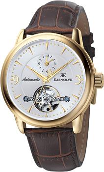 fashion наручные  мужские часы Earnshaw ES-8003-04. Коллекция Regency