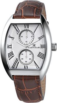 fashion наручные  мужские часы Earnshaw ES-8004-02. Коллекция Holborn