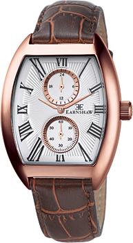 fashion наручные  мужские часы Earnshaw ES-8004-04. Коллекция Holborn