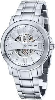 fashion наручные  мужские часы Earnshaw ES-8005-22. Коллекция Plymouth