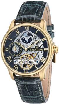 fashion наручные  мужские часы Earnshaw ES-8006-09. Коллекция Longitude