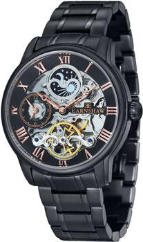 fashion наручные  мужские часы Earnshaw ES-8006-55. Коллекция Longitude