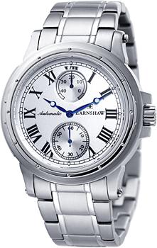 fashion наручные  мужские часы Earnshaw ES-8007-11. Коллекция Ashton
