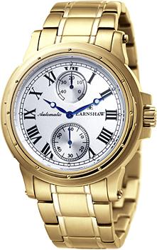 fashion наручные  мужские часы Earnshaw ES-8007-33. Коллекция Ashton