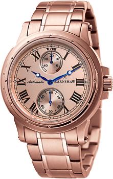 fashion наручные  мужские часы Earnshaw ES-8007-44. Коллекция Ashton
