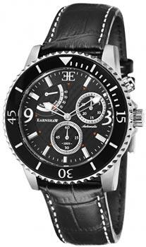 fashion наручные  мужские часы Earnshaw ES-8008-01. Коллекция Admiral