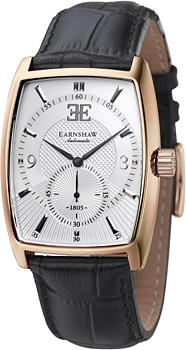 fashion наручные  мужские часы Earnshaw ES-8009-02. Коллекция Robinson