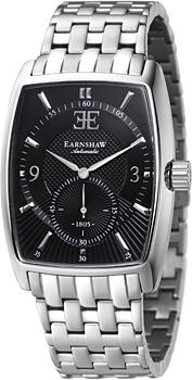 fashion наручные  мужские часы Earnshaw ES-8009-11. Коллекция Robinson