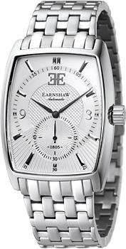 fashion наручные  мужские часы Earnshaw ES-8009-22. Коллекция Robinson