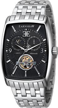fashion наручные  мужские часы Earnshaw ES-8010-11. Коллекция Robinson