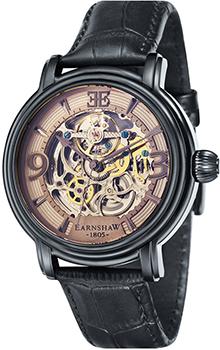 fashion наручные  мужские часы Earnshaw ES-8011-08. Коллекция Longcase