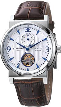 fashion наручные  мужские часы Earnshaw ES-8012-02. Коллекция Providence